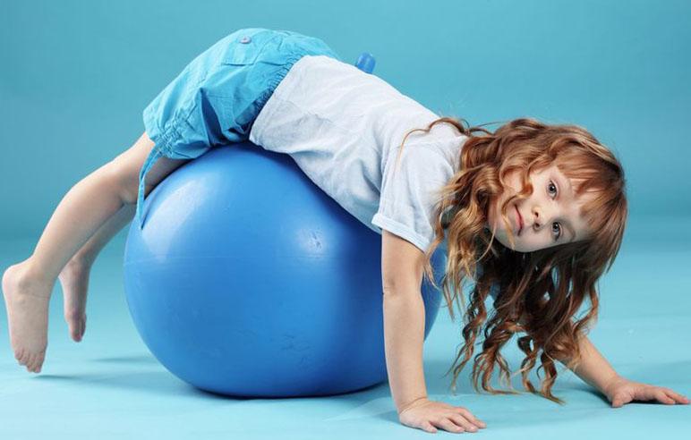 оздоровительная гимнастика для детей троицк