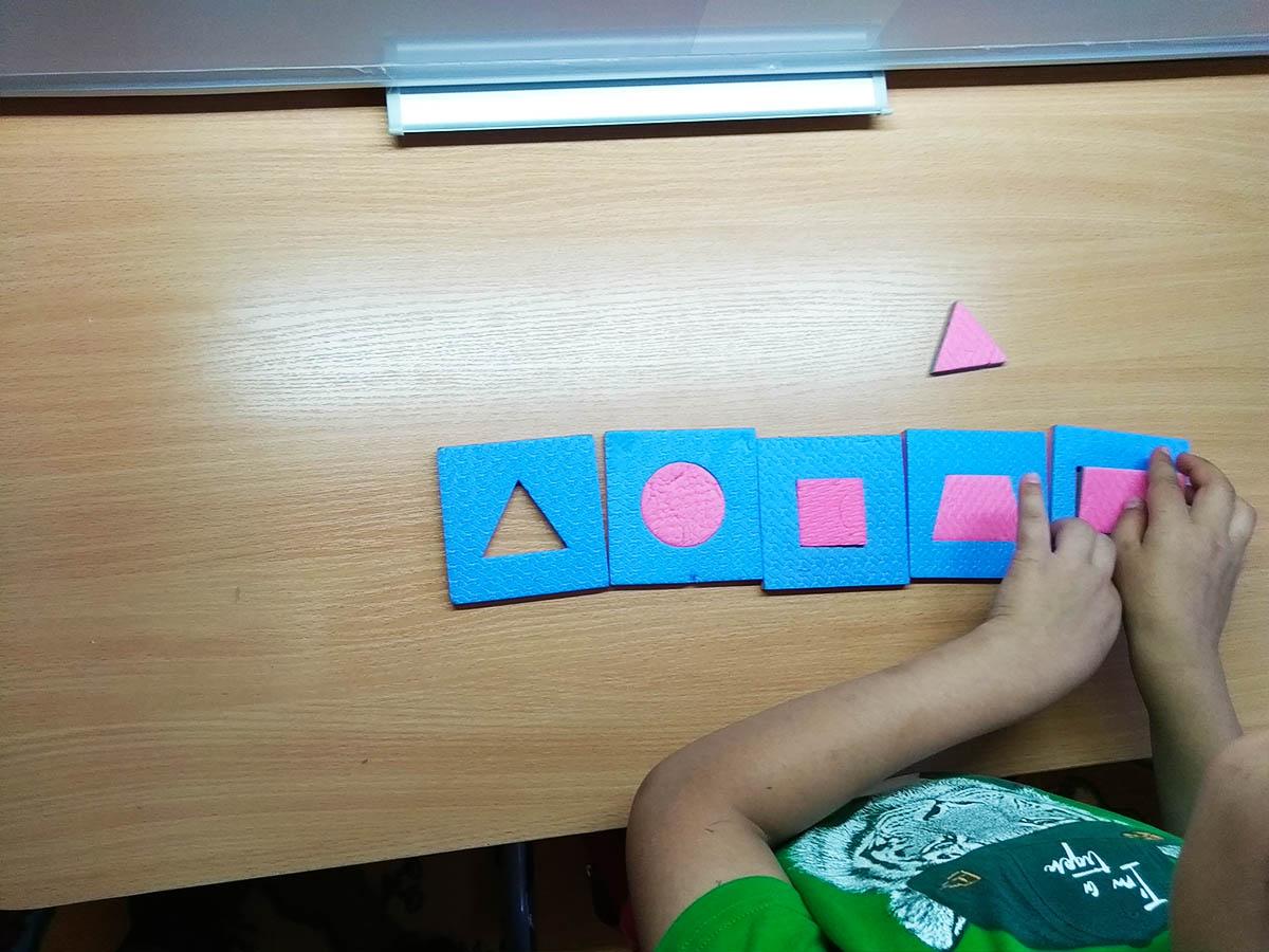 Игра собери головоломку логопед
